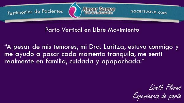 Testominio 16 - Lizeth Flores