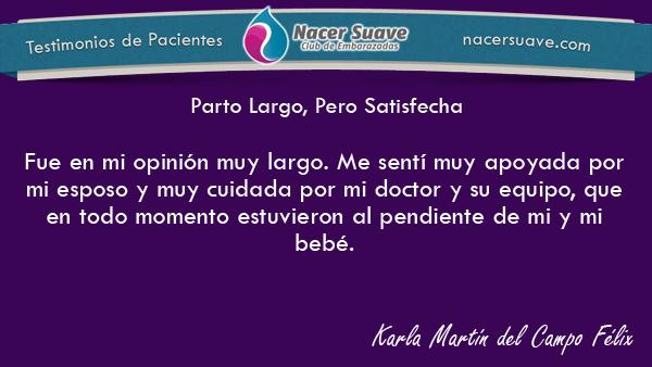 Testimonio 12 - Karla Martín del Campo