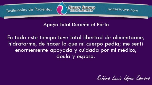 Testimonio 13 - Sehima Lucia López Zamano